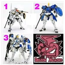 Free shipping / DRAGON MOMOKO model MG 1/100 Gundam Tallgeese 1 2 3/ Spot /Assembled Gundam Models Quality toy