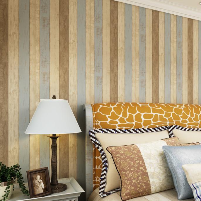 Retro Bedroom Wallpaper Retro Wood Bedroom Living