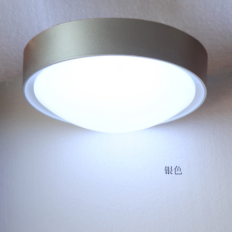 Modern Minimalist Fashion Led Ceiling Lights Lamp Bedroom Kitchen Restaurant Balcony Porch Circular Lighting<br><br>Aliexpress
