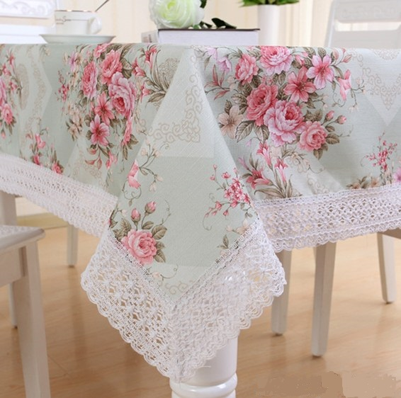 2015 New Arrival Printed Tablecloths Linen Table For Wedding Rectangle Tables Cover round tablecloth fashion tischtucher(China (Mainland))