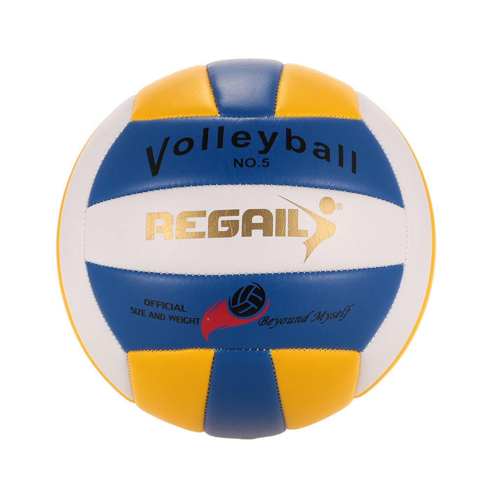 Volleyball Ball Official Size 5 PU Volleyball Soft Touch Volley Ball Indoor Training Handball Ball Beach Gym Game Ball(China (Mainland))