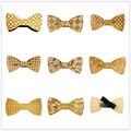 fashion mens bowtie wood tie Fun move eisure wooden bow ties butterflies ties Accessories