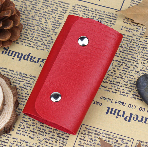 Hot Sale Quality Gifts Keys Holder Organizer Manager Multi Colors Patent Leather Buckle key Wallet Case Keychain Women Men<br><br>Aliexpress