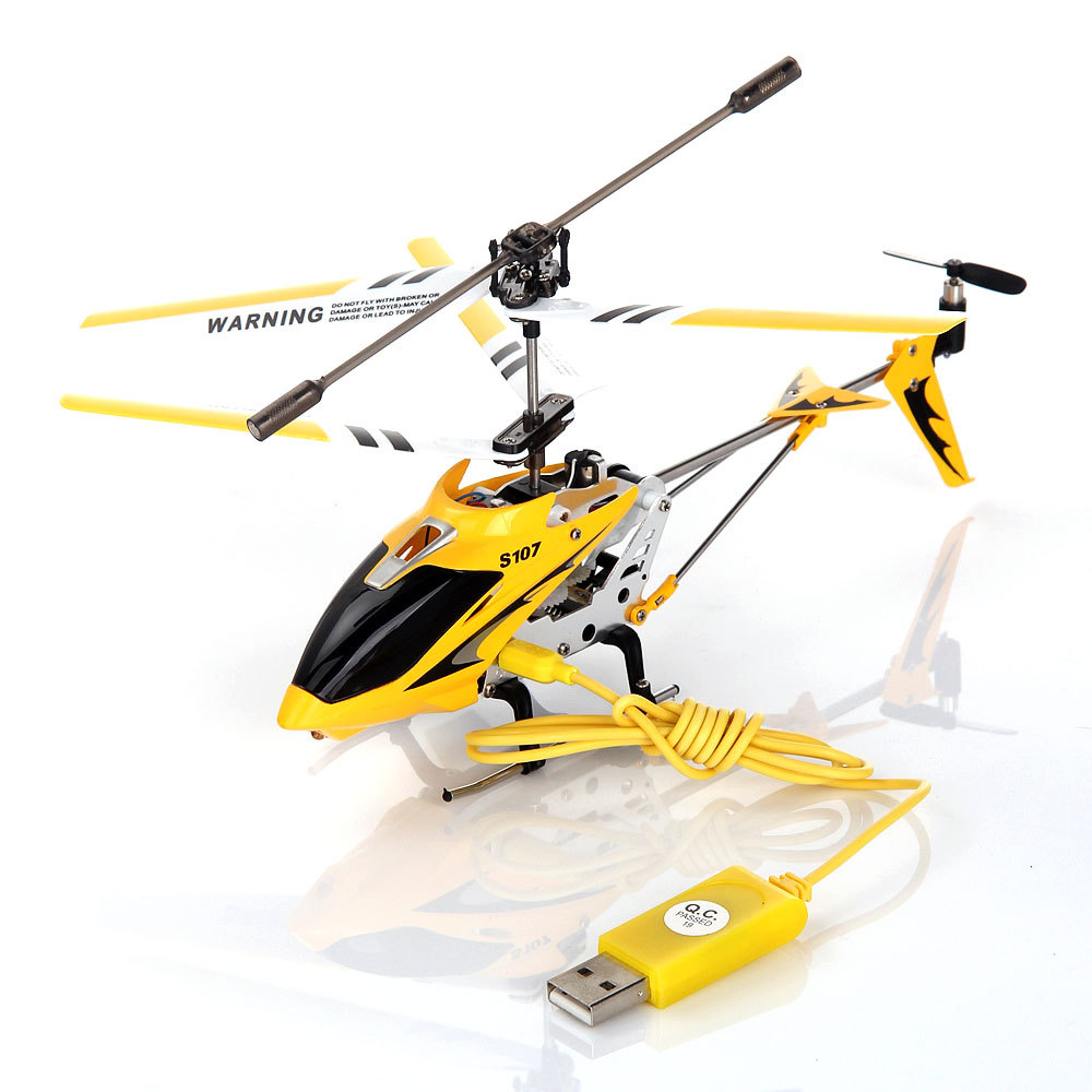 Syma S107G s107 RC helicopter model toys mini metal 3.5CH with gyro Remote Control Helikopter 100% original Best Gift for Kids(China (Mainland))