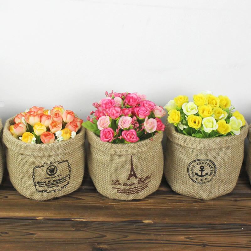Taobao desktop hot cotton storage basket / basket / Japanese small basket manufacturers selling 0070(China (Mainland))