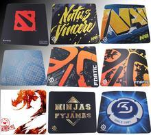 Steelseries QCK коврики для мыши игры команды RAZER пресечь ниндзя в пижамы игровой коврик для мыши Fnatic NAVI виртус. Pro Cloud9 Envyus DOTA2 мат