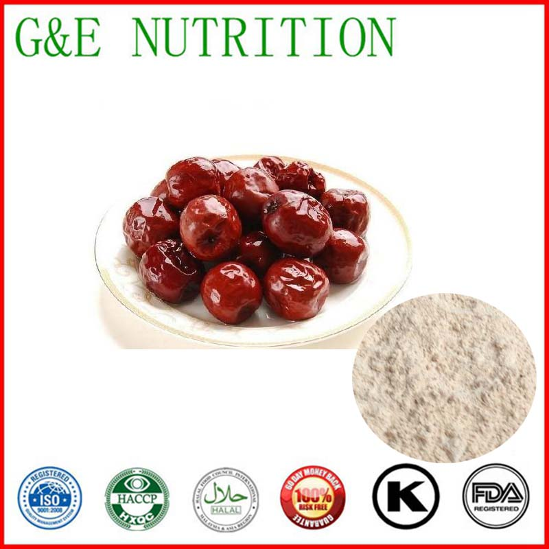 Hot Sale Red Jujube Extract,Red Jujube Extract Powder,Red Jujube Powder 1000g