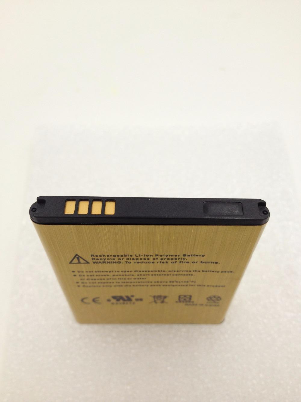 2450mAh Gold Battery For Samsung Galaxy R Galaxy S2 i9100 I9103 Hercule EB L102GBK