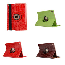 Buy EYW New Crocodile Fashion Style 360 degree Rotating tablet protective New Apple iPad Pro 9.7 inch Tablet PC stand for $10.79 in AliExpress store