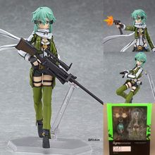 Figma 15CM  Anime Sword Art  Online PVC Action Figure Collection Model Toy()