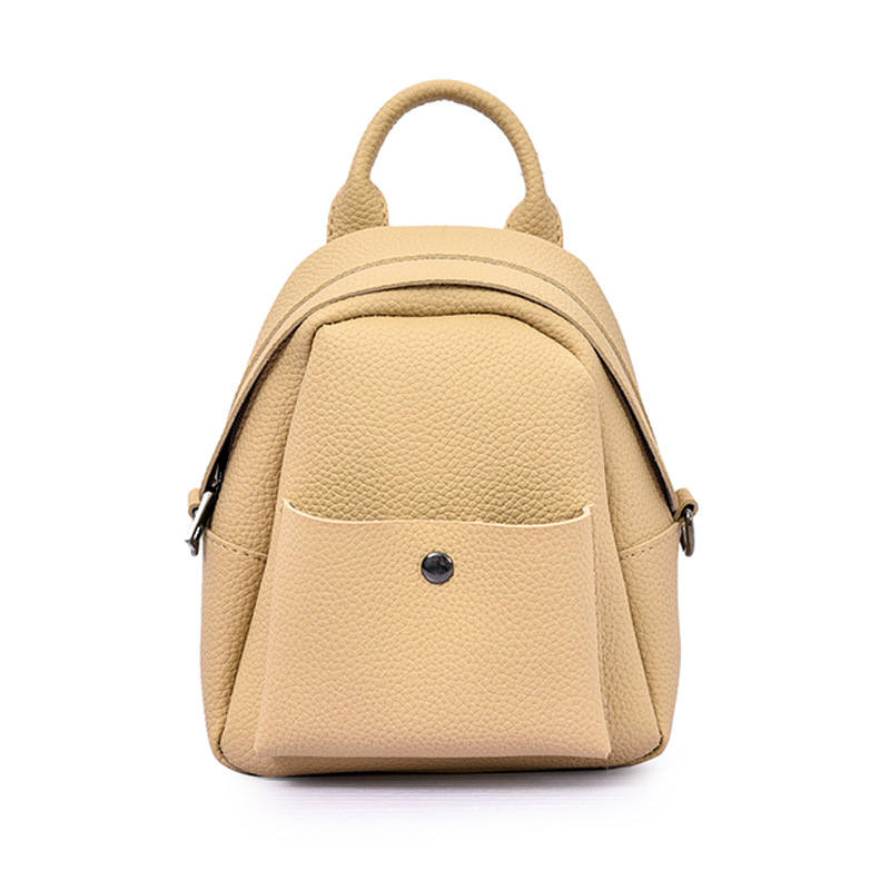 LEFTSIDE Mini school back packs New Korean Backpacks Fashion PU Leather Women Small Backpack cute Girls Bags for school(China (Mainland))