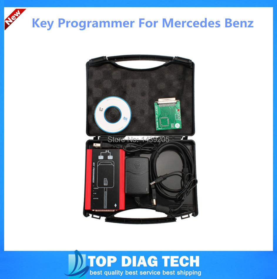 2015 High Quality Professional for Mercedes Benz Key Programmer for MB key programming tool Free Shipping(China (Mainland))