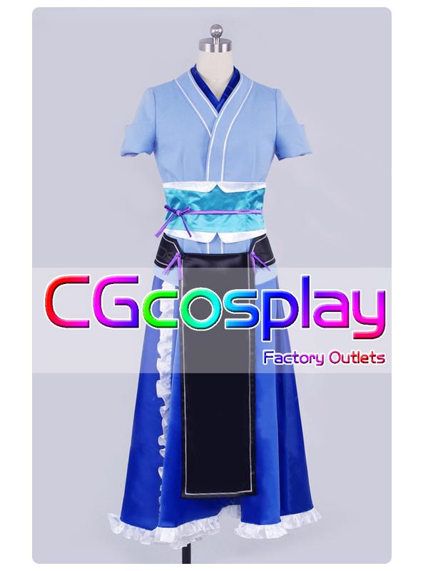 Free Shipping Cosplay Costume Unbreakable Machine-Doll Irori New in Stock Retail / Wholesale Halloween Any SizeÎäåæäà è àêñåññóàðû<br><br>