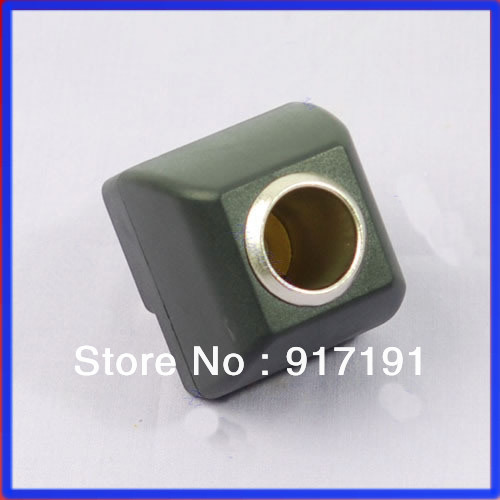 AC to DC 12V Car Charger Socket Switch Transformer UK N Free Shipping