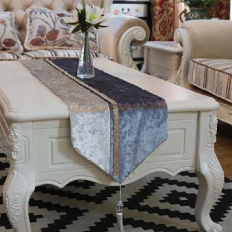 product Table Runners Modern Wedding Centre De Table Mariage Caminho De Mesa Crochet Table Runner Luxury Table Flag Linen