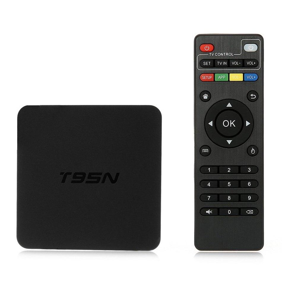 New T95N M8S pro 2G 8G Memory Android 5.1 TV Box S905 Quad Core 2.4GHz WiFi Bluetooth HDMI 2.0 Kodi16.0 Smart Set top Box(China (Mainland))
