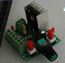 Simple pulse generator stepper motor and servo motor controller PWM controller can output REQ Pulse 82HZ to 127KHZ Three model