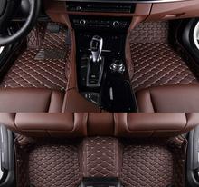 Best & New! Custom special floor mats Jaguar XF 2016 wear-resisting waterproof carpets 2016, - LRQ Auto Accessories store