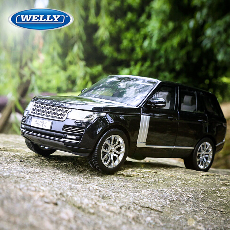 1:18 Scale New Range Rover Diecast Car Suv Model GT AUTOS Diecast Car Model Collection gifts Original Box(China (Mainland))