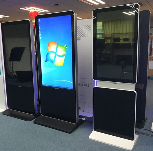 China factory demonstration Exhibition android touch screen kiosk with Wifi/3G Advertising Player Digital Signage(China (Mainland))