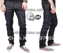 Jeans pants of the cultivate one's morality starch dead fly(China (Mainland))