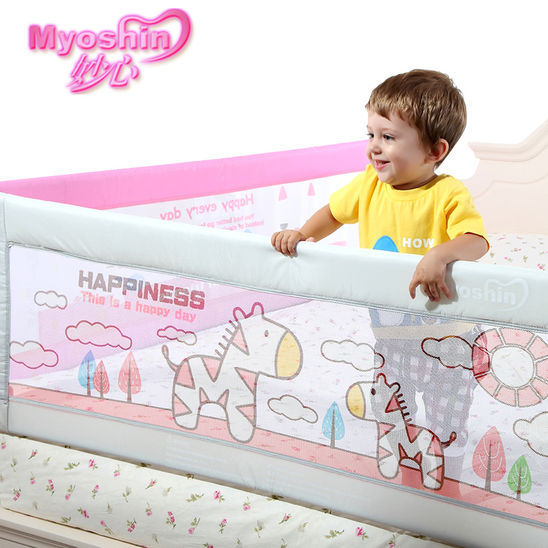 2015 NEW Baby Playpens Baby bed fence for bedroom mattress safe playpens wood bed baby kids dropping fence Free Shipping(China (Mainland))