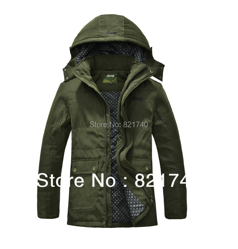 2015 new men's cotton plus fertilizer 5XL 6XL 7XL plus size long section detachable cap padded winter jacket men Outerwear coat(China (Mainland))