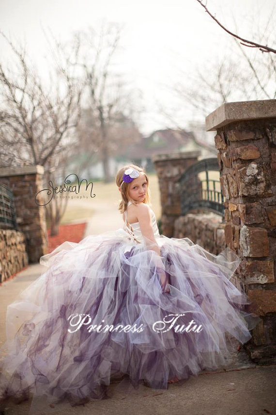 Layered Flower Girl Dress 3 Layer Flower Girl Dress