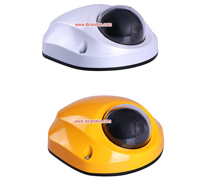 Free shipping roof type school bus HD Camera