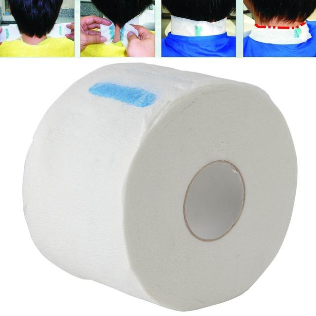 Профессиональный эластичный одноразовые шеи рулона бумаги для парикмахерская для ...
