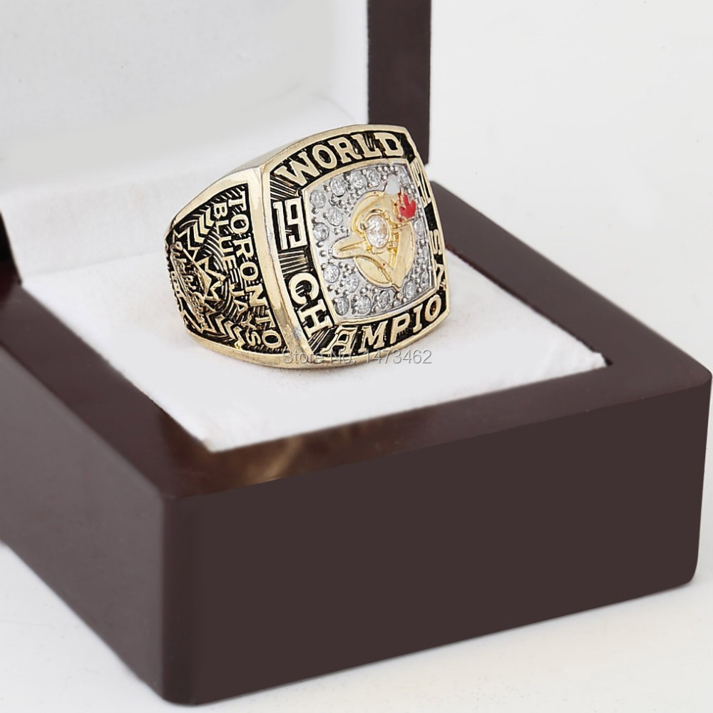 Mlb 1992 Toronto Blue Jays Replica Championship Ring
