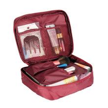 6 Colors Make up organizer bag Women Men Casual travel bag multi functional Cosmetic Bags storage