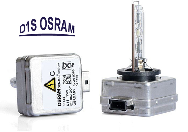 D1S Osram Car Headlights For Mercedes-Benz For BMW Audi HID Xenon 100% Genuine 66144 66144CBI D1S 4300k 6000K 8000K(China (Mainland))