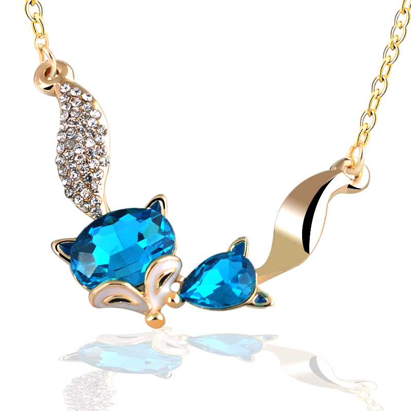New arrival 2015 fine jewelry trendy colors big crystal Trendy womens gifts 2015