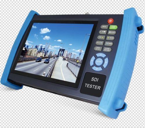 """Free shipping!7"""" CCTV Security Camera Tester Monitor HD SDI Analog 12V2A HDMI VGA HVT-3600S(China (Mainland))"""