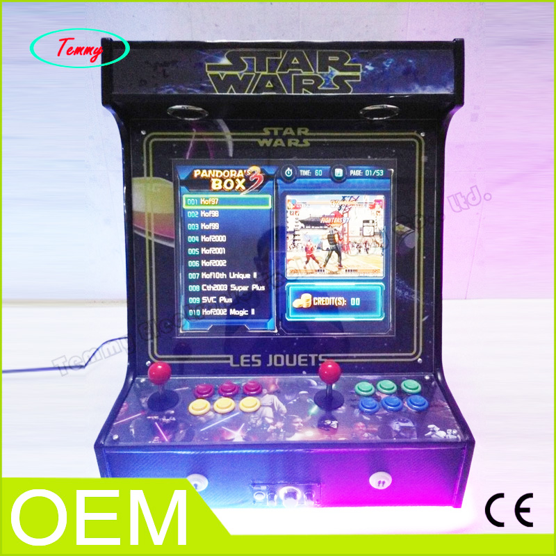 19 inch LCD Mini table top arcade with Pandoras Box 3<br><br>Aliexpress