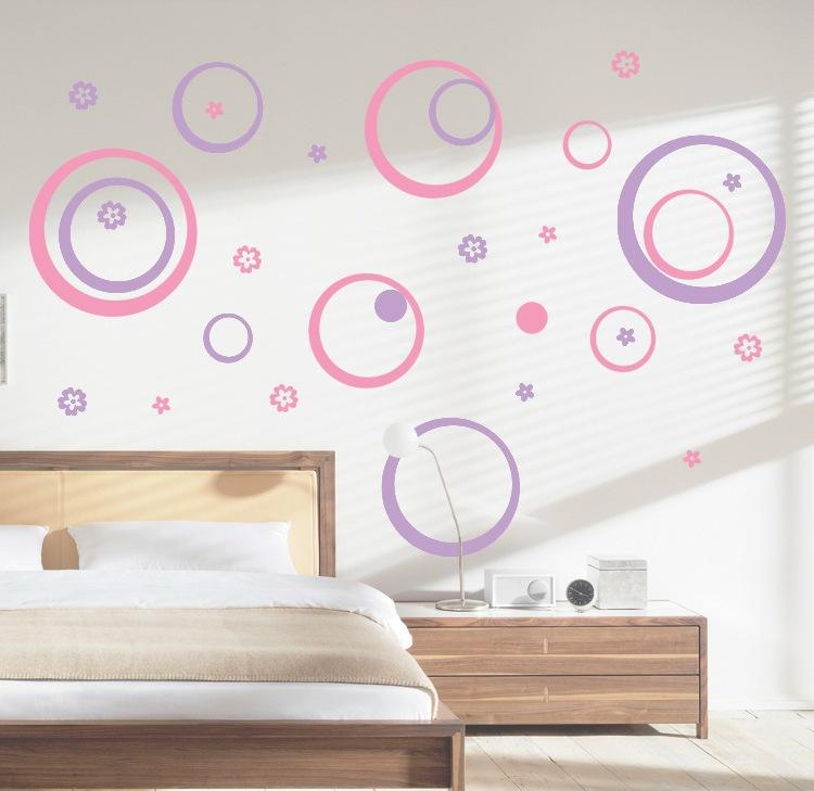 Bedroom Wall Decor Romantic romantic bedroom wall decor || vesmaeducation