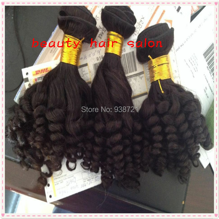 Top Quality 6A Grade Unprocessed Brazilian Virgin Hair Ngierian Aunty Funmi Hair Brazilian Curly  3pcs<br><br>Aliexpress