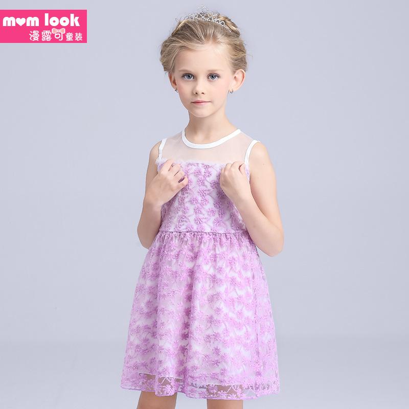 110-150cm Toddler Dress Kids Clothes Girls White Dress Lace Girls Beach Dress Vestido Renda Robe Demoiselle D'honneur Fille 93(China (Mainland))
