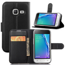 Buy NEW J1mini Samsung Galaxy J1 Mini  (2016 ) Case Flip Leather Lichee Pattern Cover Wallet Card Stent Cases black SM J105 for $4.74 in AliExpress store