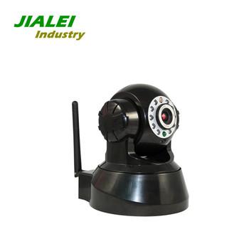 Freeshipping! PAN/TILIT IP Camera Night Vision Network IP Camera WiFi  M-JPEG CMOS Infrared Lens Wholesale Price
