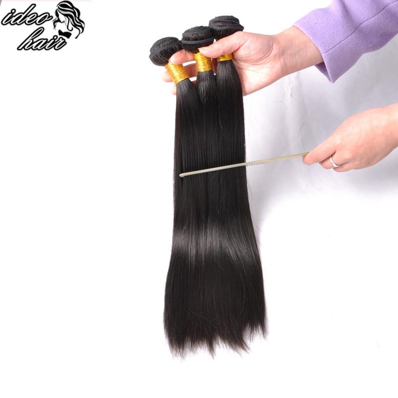 rosa beauty hair products virgin brazilian straight hair brazilian virgin straight hair cheap brazilian 3 pcs lot free shipping