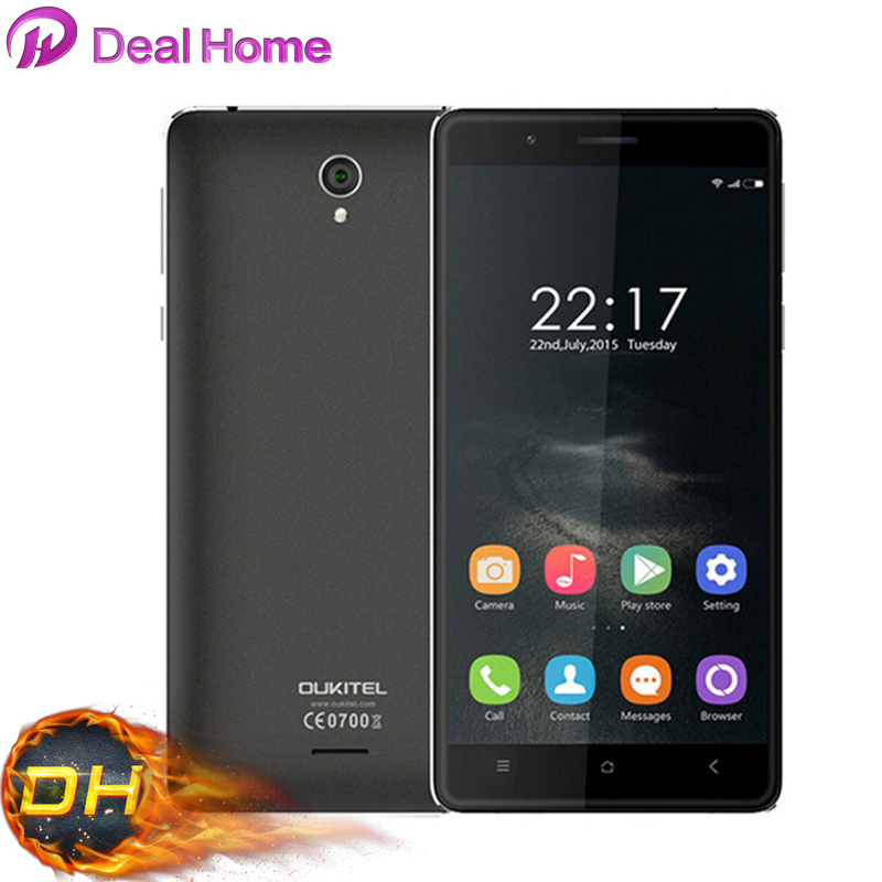 New arrival Original OUKITEL K4000 4G FDD-LTE 4000mAh Android 5.1 MTK6735 Quad Core 5.0inch Cell Phone 2GB 16GB 13.0MP IPS(China (Mainland))