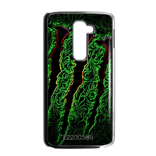 Monsters Energys Green decorative pattern case for lg2 New Released(China (Mainland))