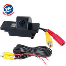 HD CCD Car Rear View Reverse CAMERA For Nissan QASHQAI X-TRAIL Geniss Citroen C4 C5 C-Triomphe Peugeot 307cc Pathfinder Dualis(China (Mainland))