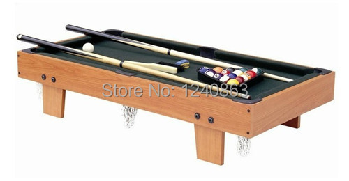 Children billiard table toy 91x46x16cm Mini Pool Ball Snooker Desktop Table Game(China (Mainland))