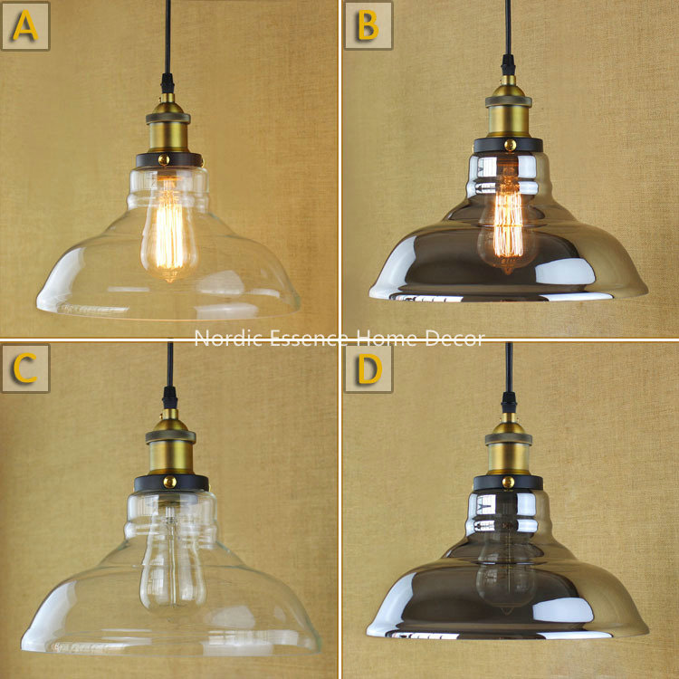 Nordic simple American country style retro glass lid aisle Mediterranean restaurant bar catering chandelier corridor lamp lights(China (Mainland))