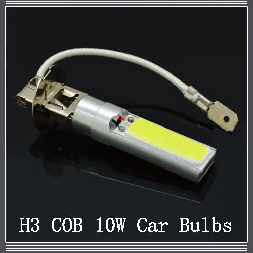 1pcs Arrival H3 Light Bulbs 6000K Halogen Xenon H3 12V 20W Golden white Fog Factory Price Car Styling Parking Free Shipping(China (Mainland))
