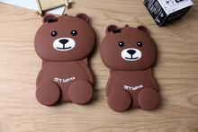 Buy Cute Cartoon 3D Bear Soft Silicone Phone Case Back Cover BBK Vivo X9 Xplay5 Xplay 5 V3 Max V3 Y53 Y55 Coque Capa Funda Capa for $5.69 in AliExpress store