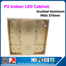 Buy TEEHO 960x576mm P3 aluminum cabinet indoor rental led display screen cabinet also supply p5,p6,p8,p10 outdoor led display panel for $988.00 in AliExpress store